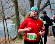 420 osób w czwartym biegu w Olsztynie