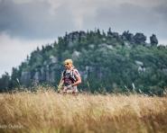 Robert Faron i Ewa Majer najlepsi w Maratonie Gór Stołowych