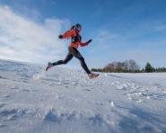 Wybitna zima podczas III Zimowego Półmaratonu Gór Stołowych