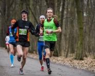 Szybkie bieganie w piątych zawodach we Wrocławiu