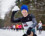 Angelika Mach i Artur Jabłoński zwycięzcami trzeciego biegu w Warszawie