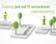 11 września startują zapisy edycji 2014/2015!