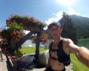 Kamil Leśniak i jego przygotowania do UTMB w Alpach