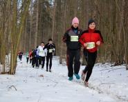 Grand Prix Lublin zBiegiemNatury – słonecznie i z mokrym śniegiem
