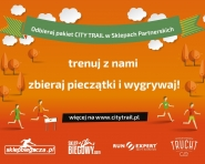 Szósty trening do CITY TRAIL ze Sklepami Partnerskimi – 17 marca