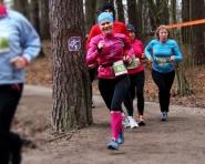Monika Jackiewicz i Paweł Pszczółkowski najlepsi w trzecim biegu w Olsztynie