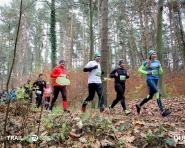 Puszcza Bukowa opanowana przez biegaczy