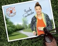 """Beata Sadowska w CITY TRAIL w Warszawie. Wspólnie wspieramy kampanię """"Kleszczowe Zapalenie Mózgu – Szczepimy! Zapobiegamy!"""""""