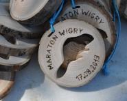 Maraton Wigry pod patronatem zBiegiemNatury