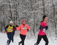 Zimowa aura przyciąga Bydgoszczan