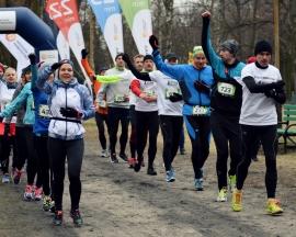 Łódź: Wojciech Sowik i Zuzanna Mokros wygrywają w ostanim biegu