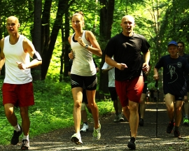 Warto biegać z trenerem! :)