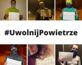 #UwolnijPowietrze – akcja SklepuBiegacza.pl