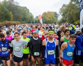 Ponad 1200 biegaczy nad Rusałką!